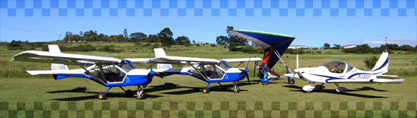 Light Flight - Our light sport aircraft family in 2011